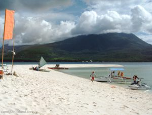 View from White ISland, Camiguin